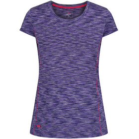 Regatta Hyperdimension T-Shirt Women Elderberry